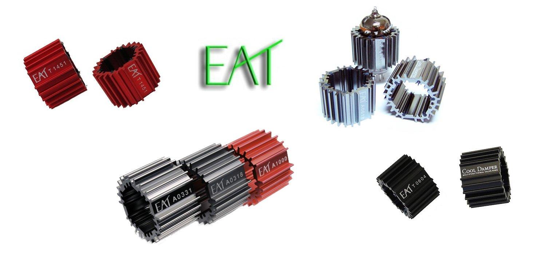 Hifi Tuning Produkte wie EAT Cool Damper - Röhrendämpfer kauft man beim AkustikTune Hifi Studio