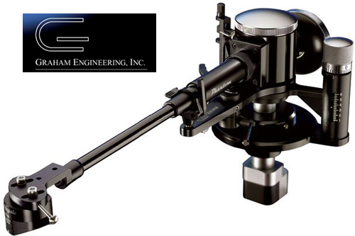 Den Graham Phantom II Tonarm bekommt man beim AkustikTune Hifi Fachhandel