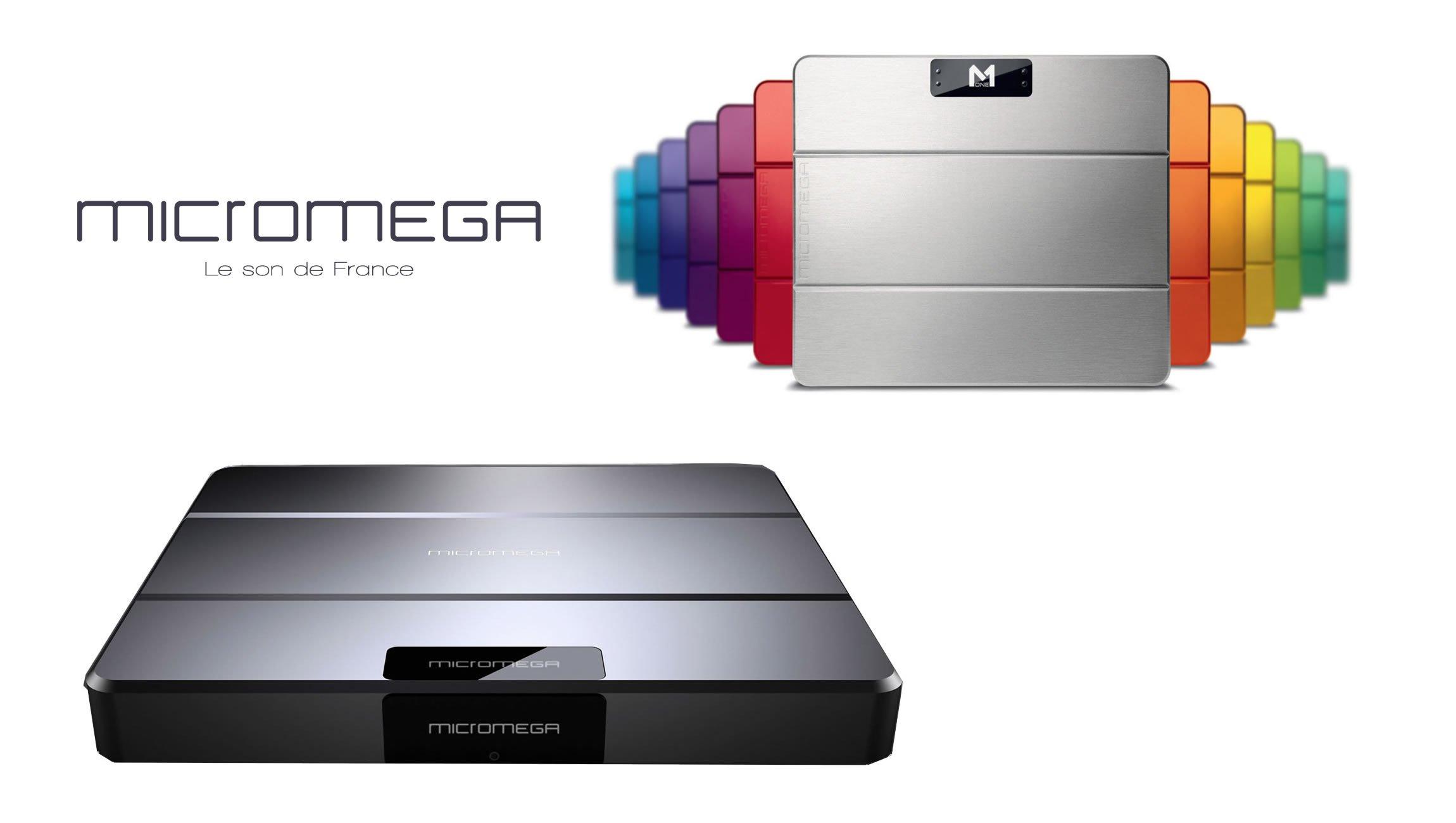 Micromega M ONE Vollverstärker und Streaming Lösung