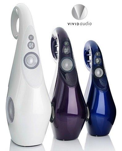 Vivid Audio Lautsprecher Giya Serie beim AkustikTune Hifi Studio