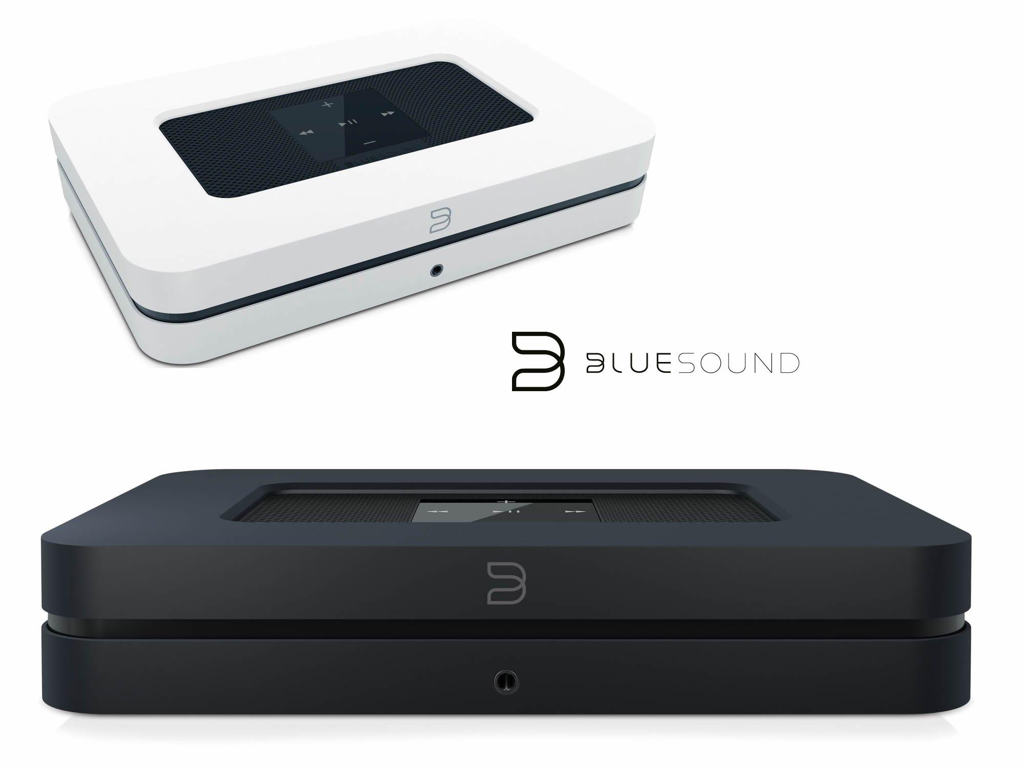 Den Bluesound Node 2 Streaming Client kauft man beim AkustikTUne Hifi Fachhandel