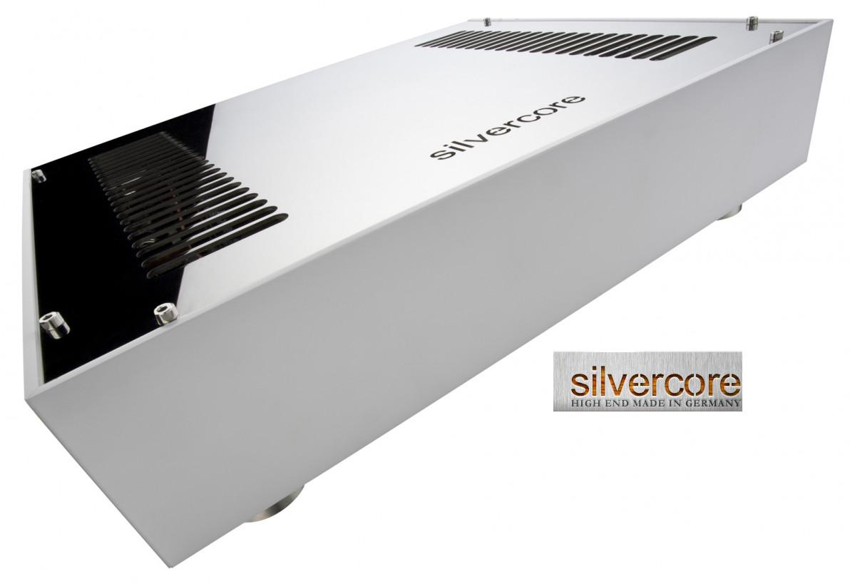 Die SilverCore Phono One Phonovorstufe bekommt man beim AkustikTune Hifi Fachhandel