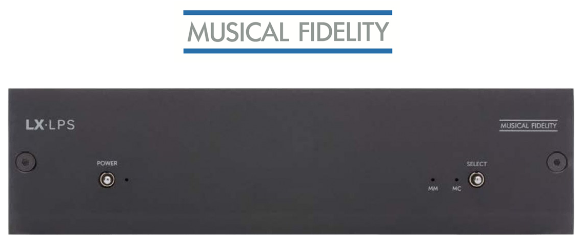 Die Musical FIdelity LX LPS Phonovorstufe kauft man beim Akustiktune Hifi Studio