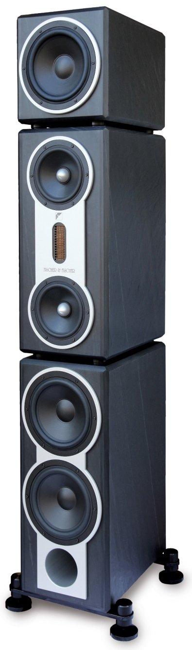 Fischer und Fischer Lautsprecher SN770.AMT aus Naturschiefer kauft man beim AkustikTune Hifi Studio