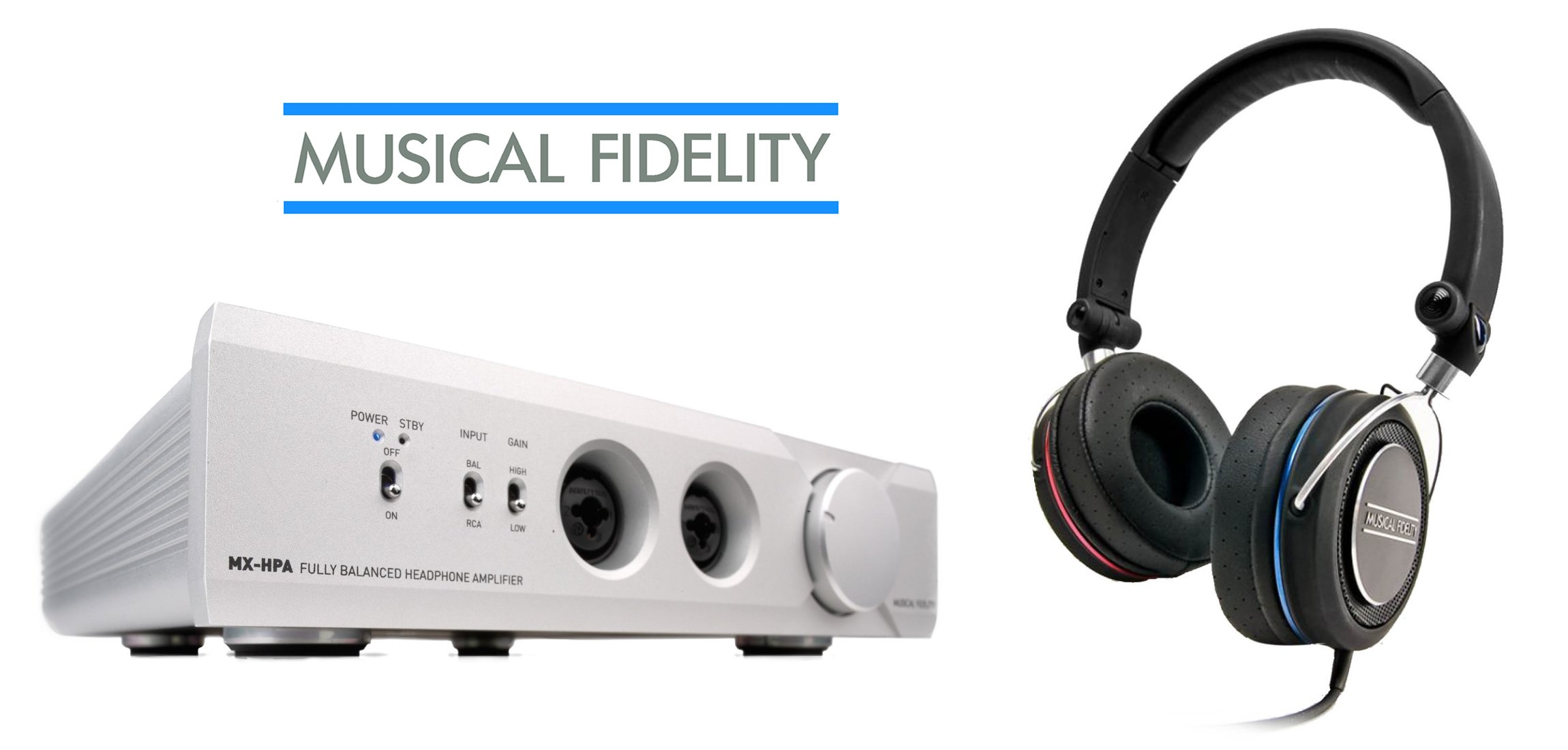 Musical Fidelity Kopfhörer und Kopfhörerverstärker kauft man beim AkustikTune Hifi Studio