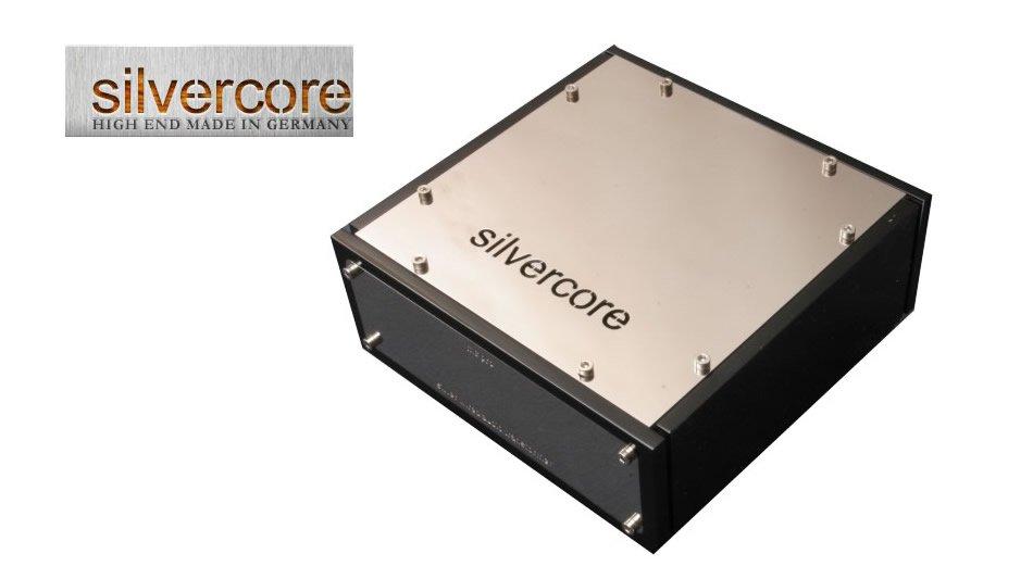 MC Phono Übertrager von SilverCore kauft man beim AkustikTune Hifi Fachhandel-Studio