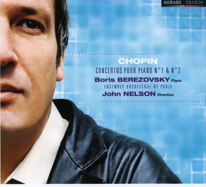 CD Chopin Concertos Pour Piano No 1 & 2 empfohlen vom Hifi Händler AkustikTune