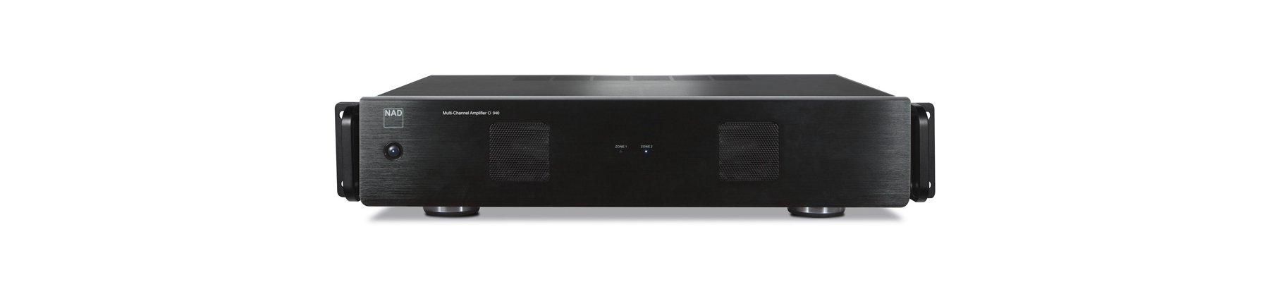 NAD CI940 4-Kanal Endverstärker