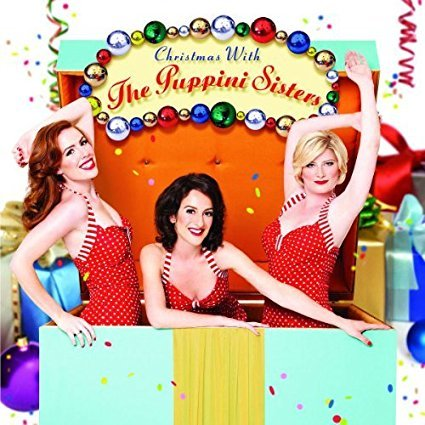 CD Christmas with the Puppini Sisters empfohlen vom Hifi Händler AkustikTune