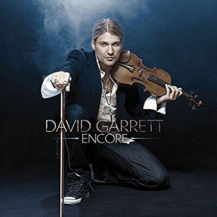 AkustikTune empfiehlt die CD Encore von David Garret.