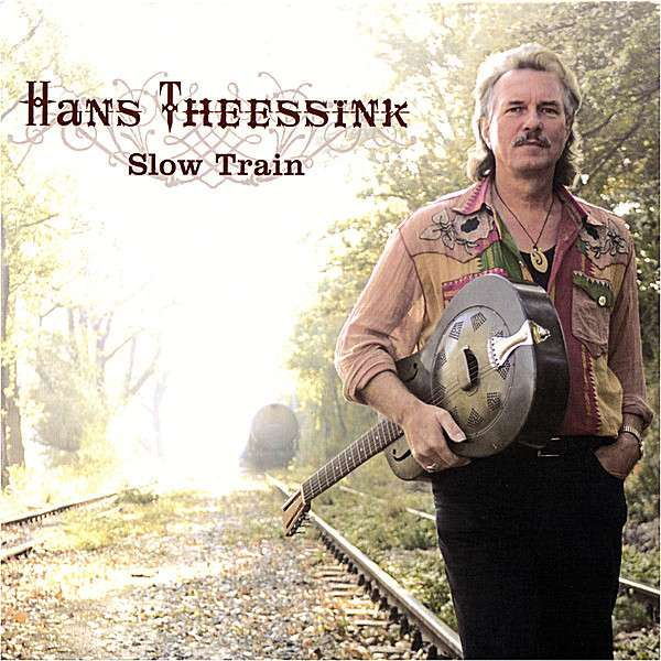 CD und LP Album Slow Train von Hans Theessink wird empfohlen von AkustikTune