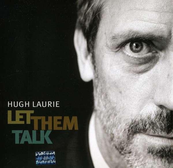 LP Let Them Talk von Hugh Laurie Vorführalbum beim Hifi Händler AkustikTune