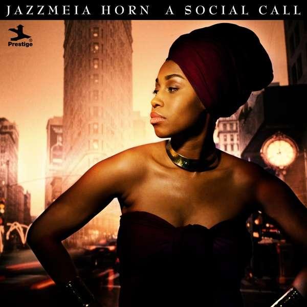 CD A social Call von Jazzmeia Horn empfohlen vom Hifi Händler AkustikTune