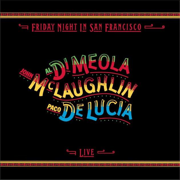 CD Friday Night in San Francisco empfohlen vom Hifi Händler AkustikTune