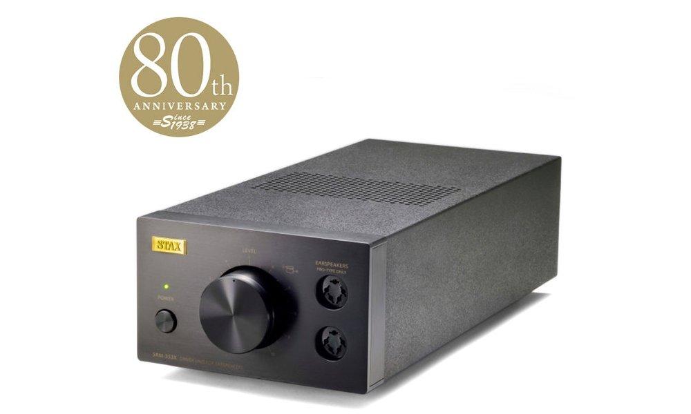 STAX SRM 353X BK LIMITED Kopfhörerverstärker