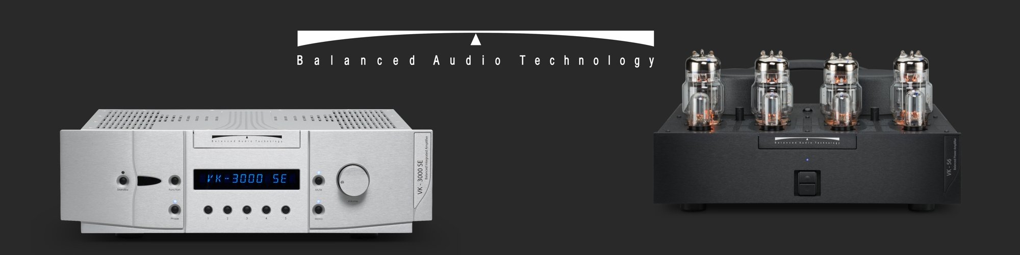 BAT Hifi Elektronik Balanced Audio Technology