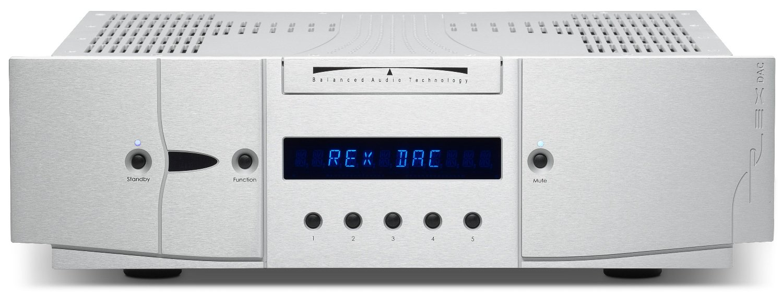 BAT REX DAC