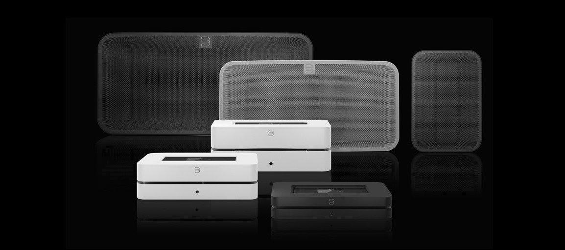 Bluesound High Resolution WiFi Streaming und Multiroom Lösungen