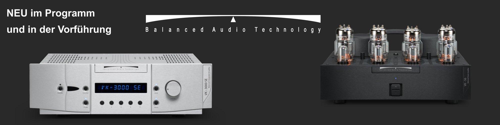 BAT - Balanced Audio Technology