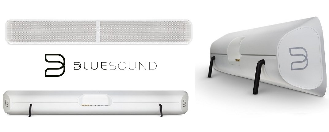 Bluesound Pulse Soundbar+
