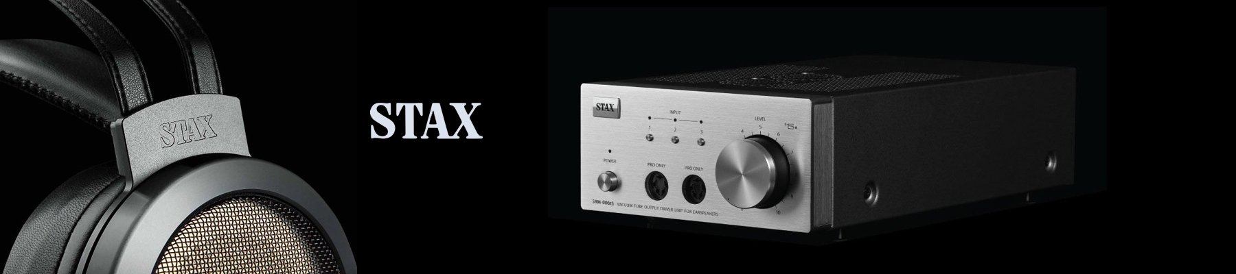 STAX Kopfhörer und Kopfhörerverstärker kaufen