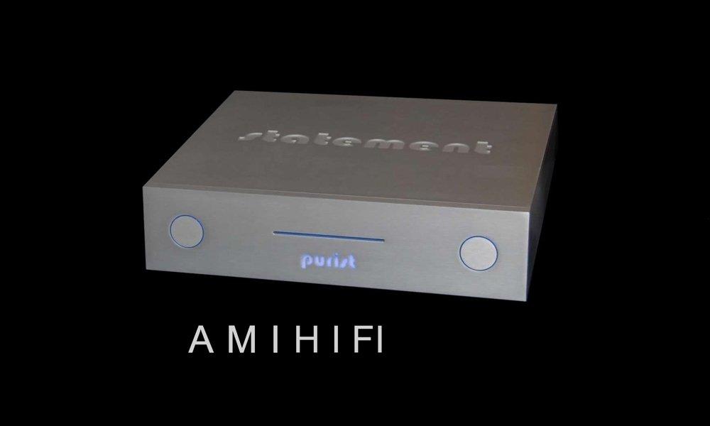 AMI Hifi Purist Statement Musikserver