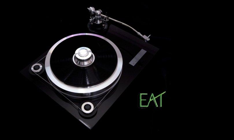 EAT Plattenspieler