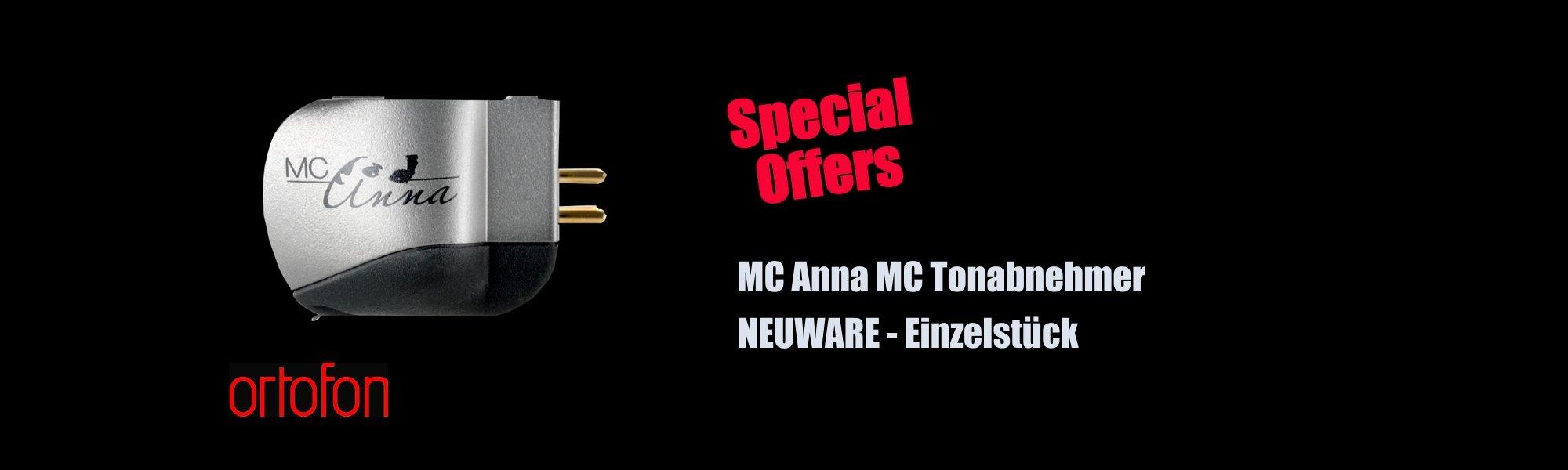 Angebot Ortonon MC Anna Tonabnehmer Neuware