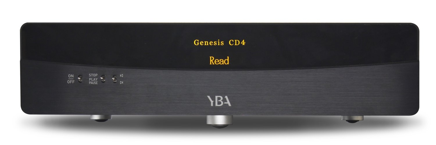 YBA Genesis CD4 CD-Player