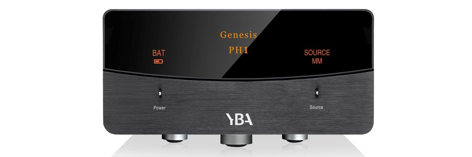 YBA Genesis PH1 Phonovorstufe