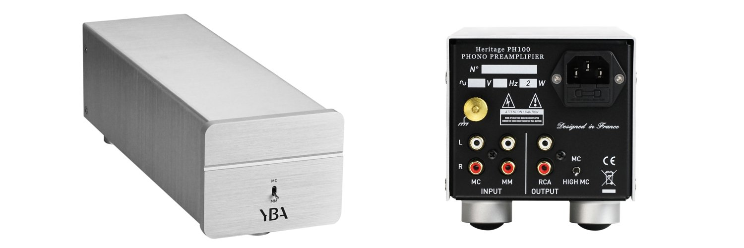YBA Heritage PH100 Phonovorstufe