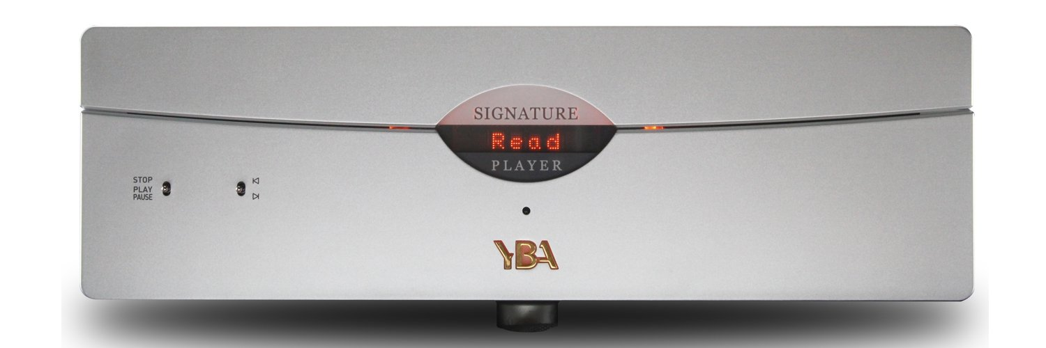 YBA Signature CD Player