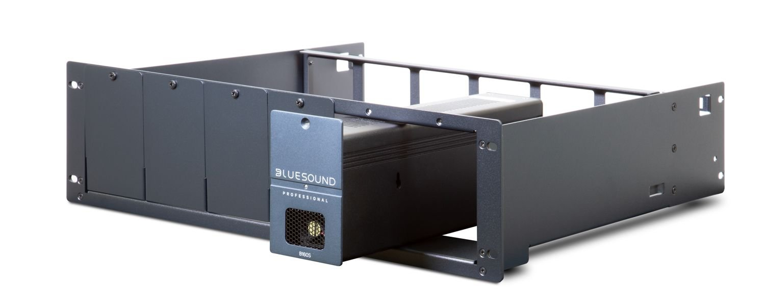 Bluesound Professional RM160 Rackmount-System