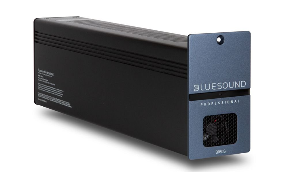 Bluesound Professional Streaming Verstärker B160S