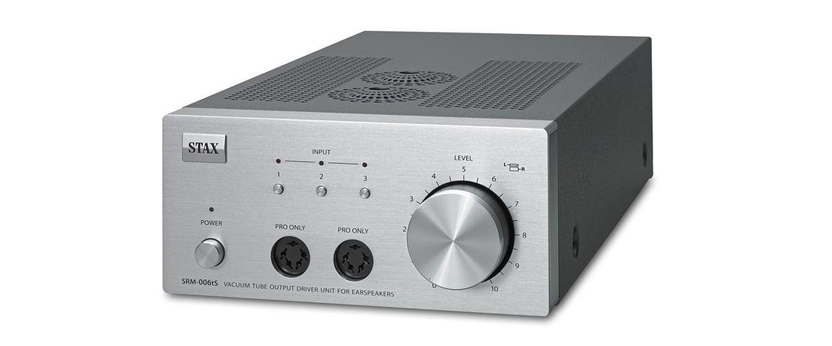 STAX SRM-006tS Kopfhörerverstärker