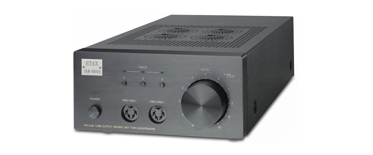 STAX SRM-007t II Kopfhörerverstärker