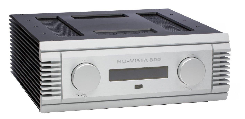 Musical Fidelity Nu-Vista 800 Vollverstärker