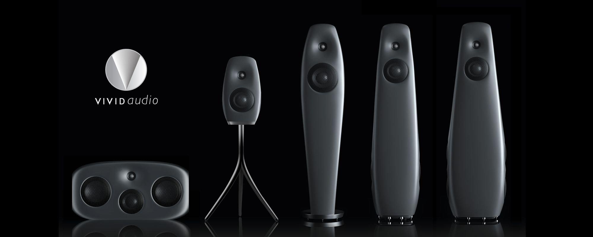 Vivid Audio Lautsprecher Kaya Serie