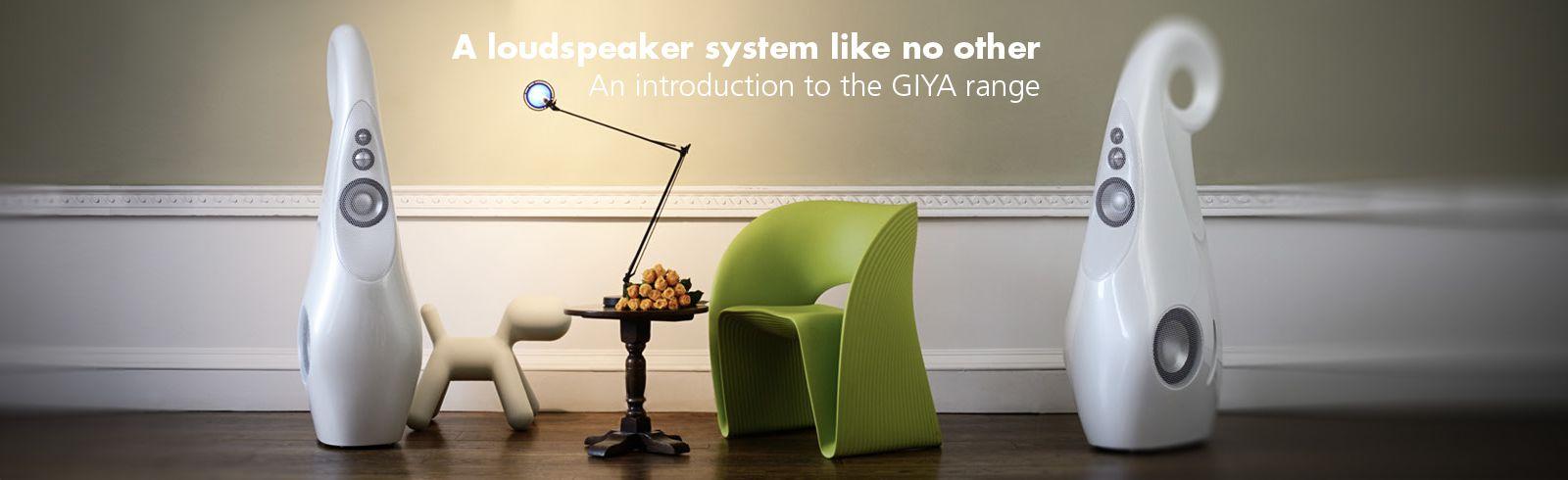Vivid Audio Lautsprecher Giya Serie