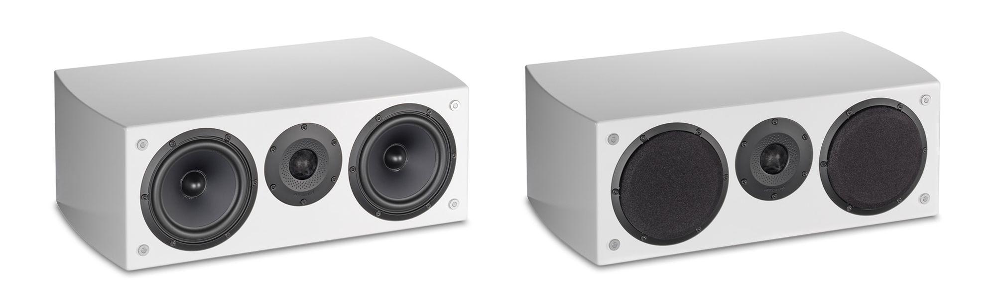 Atohm GT1-Center-HD Weiß