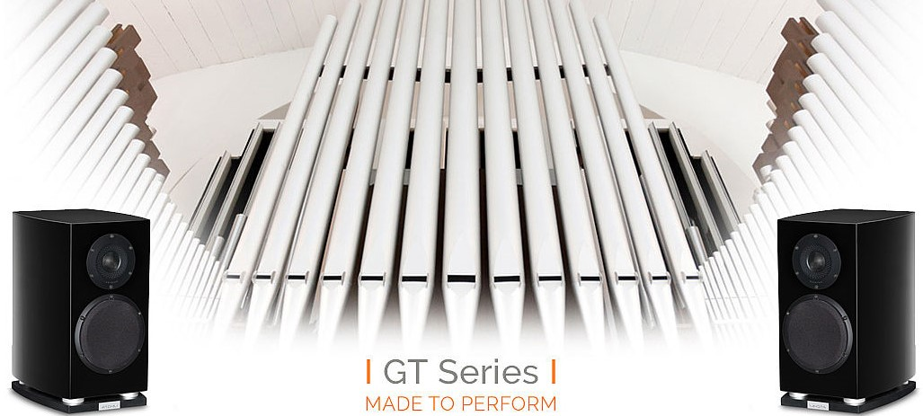 Atohm GT1-HD Regallautsprecher