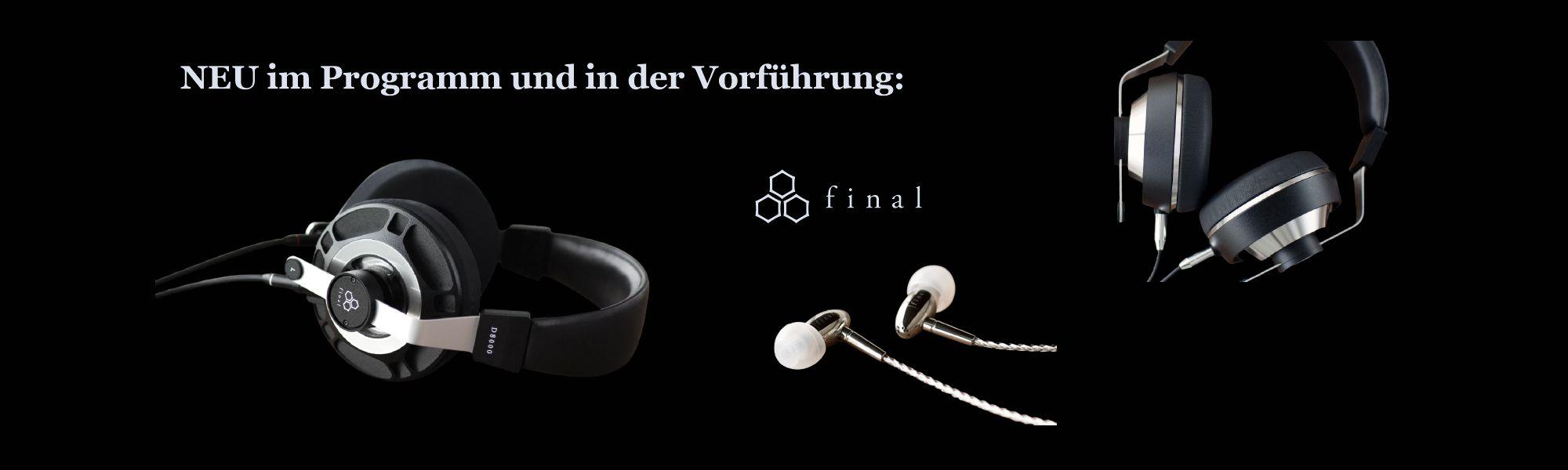 Final Kopfhörer