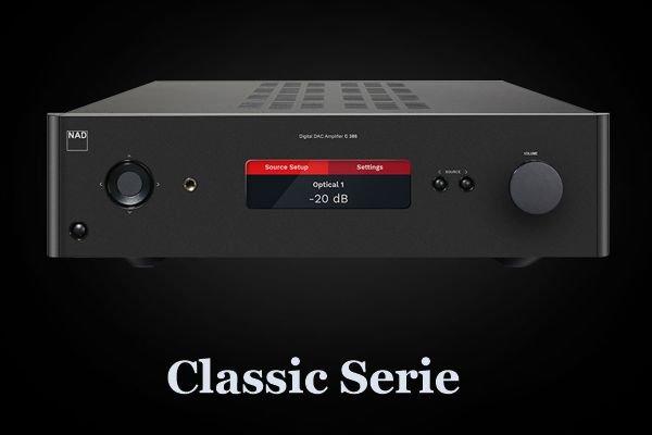 NAD Classic Serie