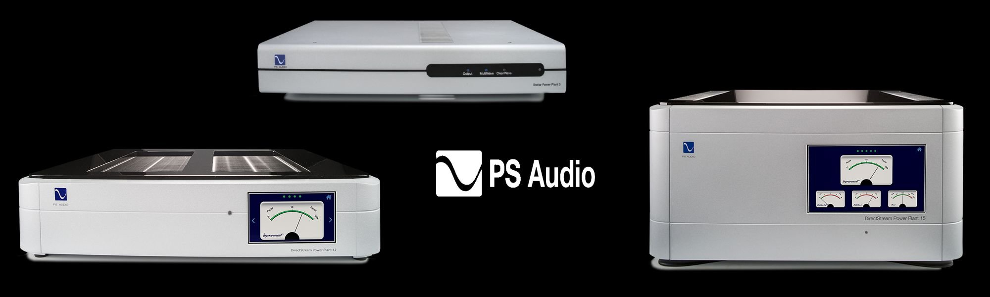 PS Audio  Power Plant Hifi Stromprodukte