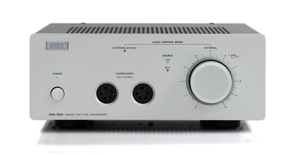 STAX SRM-700S Kopfhörerverstärker