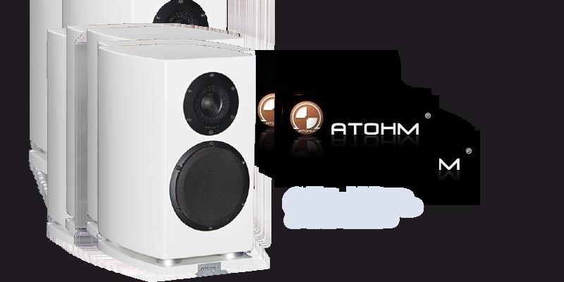 Atohm GT1-HD Kompaktlautsprecher