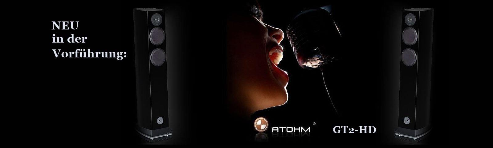 Atohm GT2-HD Lautsprecher kaufen