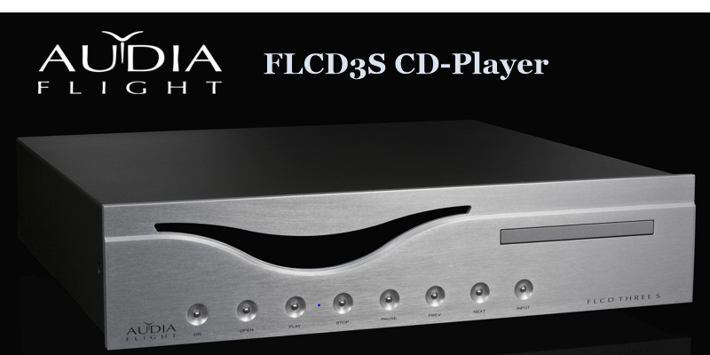 Audia Flight FLCD3S CD-Player