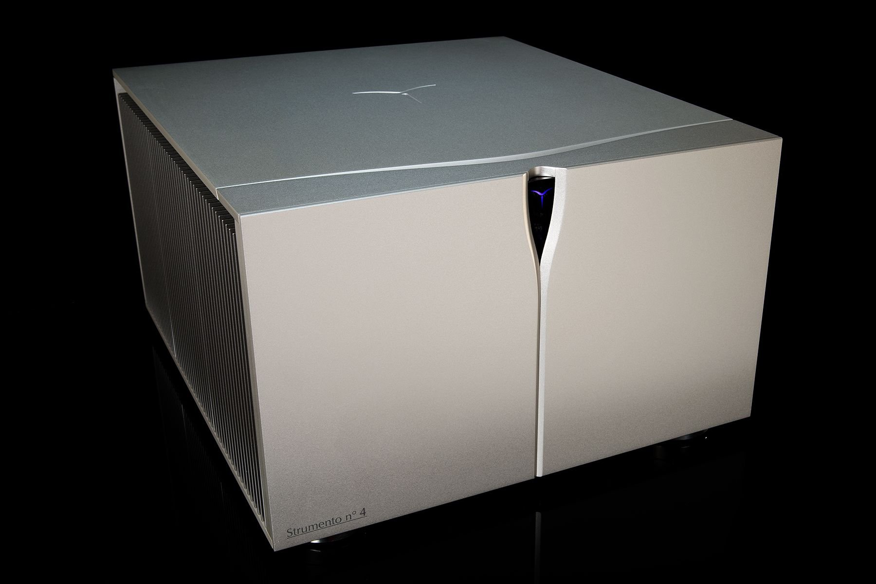Audia Flight Strumentzo No. 4 Mk2 Stereo Endstufe