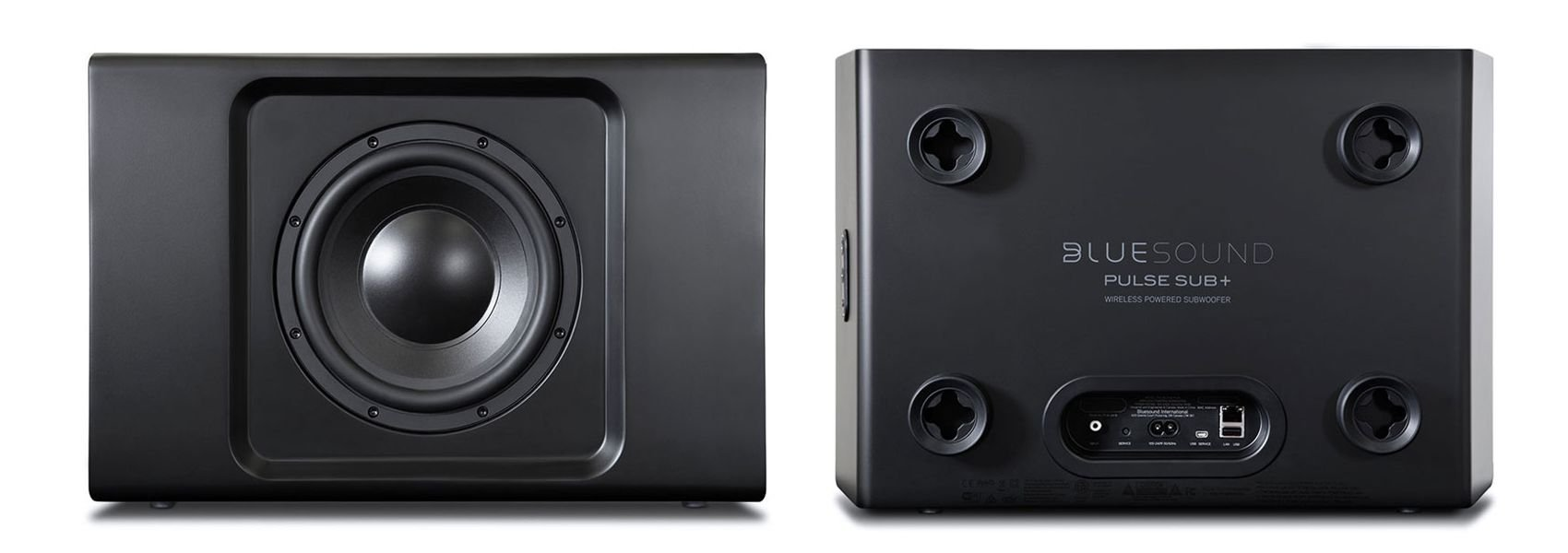 Bluesound Pulse Sub+ Wireless Subwoofer